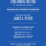 WRRB Annual Meeting Invitation