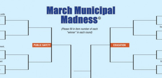 March Municipal Madness