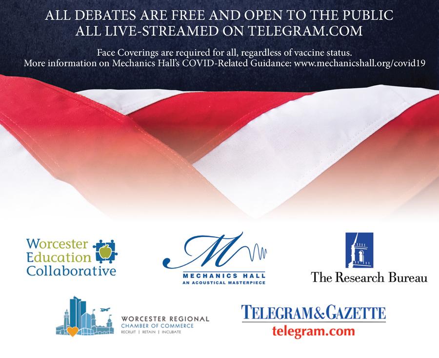 2021 Municipal Election Candidate Debates